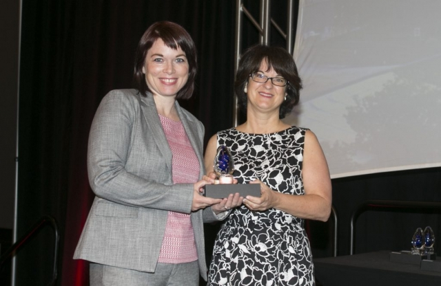 Candace Le Roy, Simon Fraser University - Emerging Leader Award