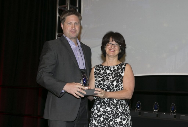 David Dittaro, University of Alberta - Emerging Leader Award