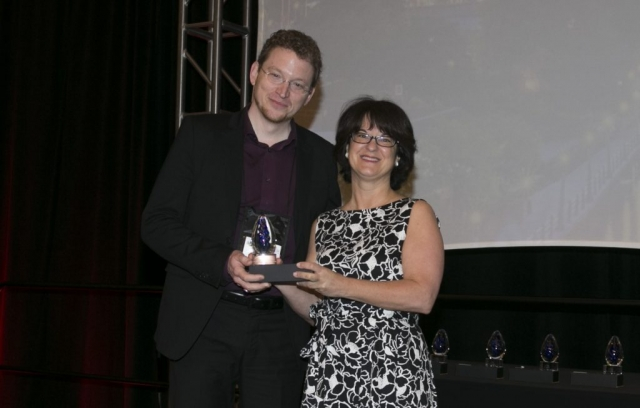 Ian Wagschal, Dalhousie University - Emerging Leader Award