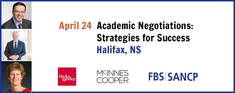 Academic Negotiations: Strategies for Success